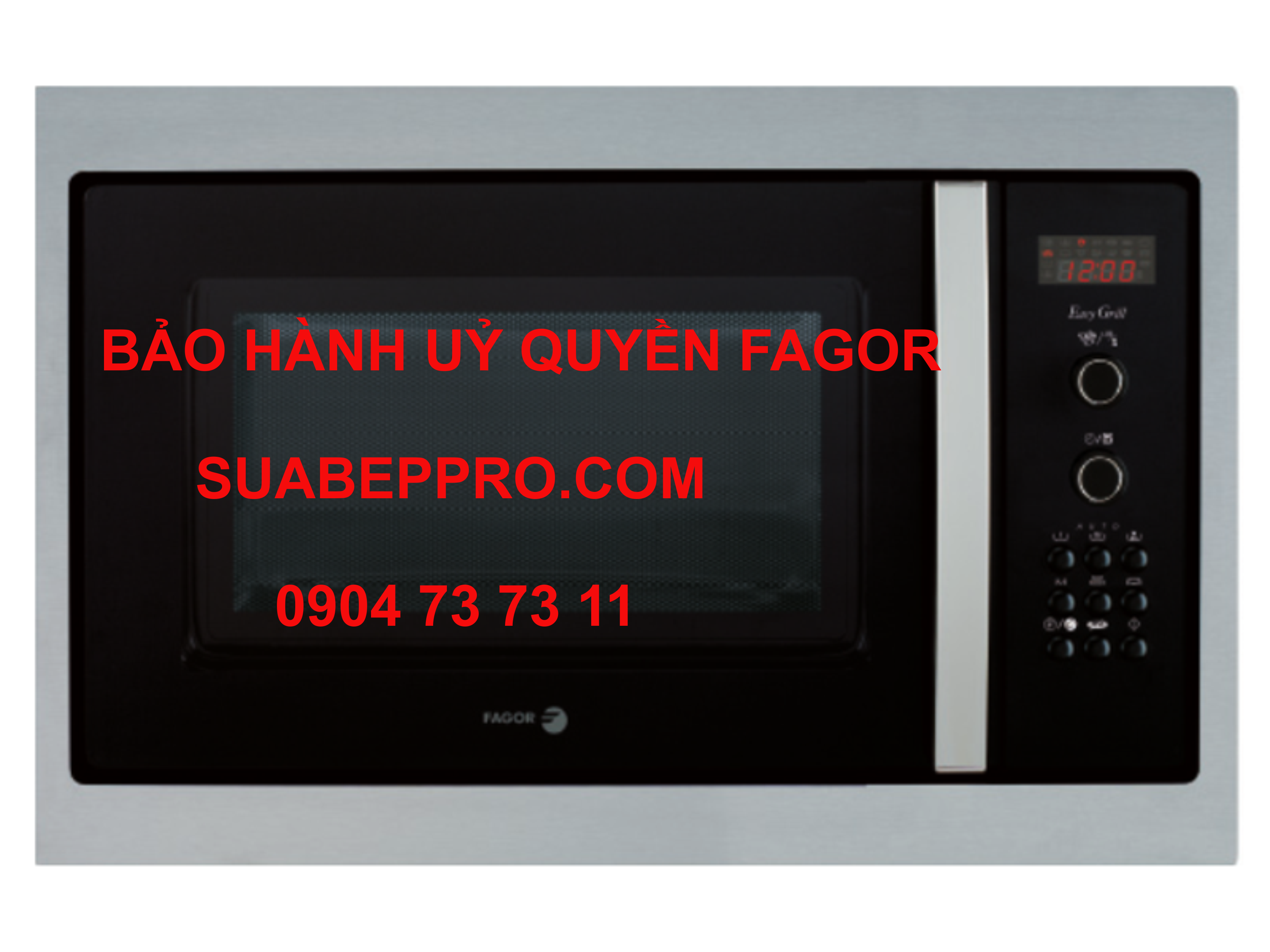 Sửa lò vi sóng fagor chính hãng, bảo hành lò vi sóng FAGOR tại nhà