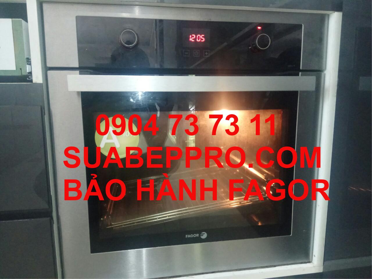 Sửa lò nướng fagor nhập khẩu châu âu, bảo hành lò nướng fagor uy tín hàng đầu tại HCM